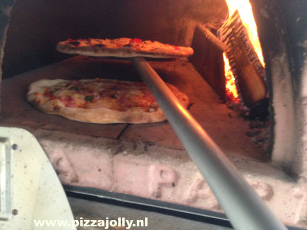 pizzajolly pizzaoven voor thuis!